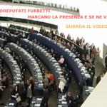 Screenshot europarlamentari furbetti